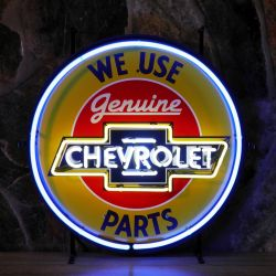 Chevrolet Parts neon