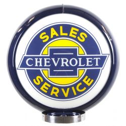 Sapfsäul Globe Chevrolet Sales Service