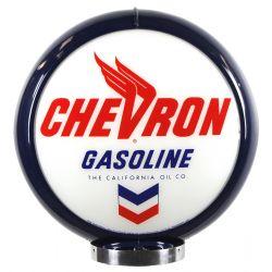 Sapfsäul Globe Chevron Gasoline
