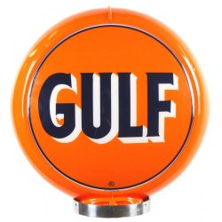 Sapfsäul Globe Early Gulf Logo