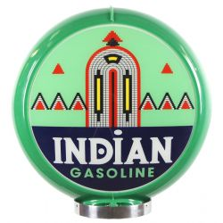Sapfsäul Globe Indian Gasoline