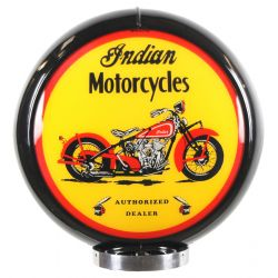 Sapfsäul Globe Indian Motorcycles Black