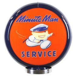 Sapfsäul Globe Minute Man Service