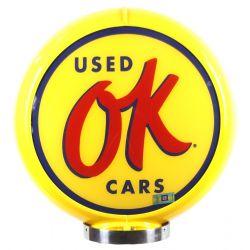 Sapfsäul Globe OK Used cars