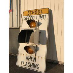 Original Geschwindigkeitsbegrenzer für die Schule