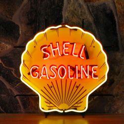 Shell neon