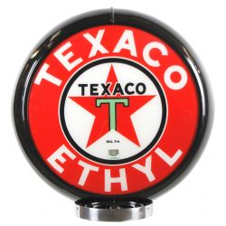 Sapfsäul Globe Texaco Ethyl Black