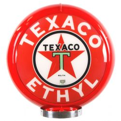 Sapfsäul Globe Texaco Ethyl Red