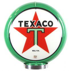 Sapfsäul Globe Texaco Green