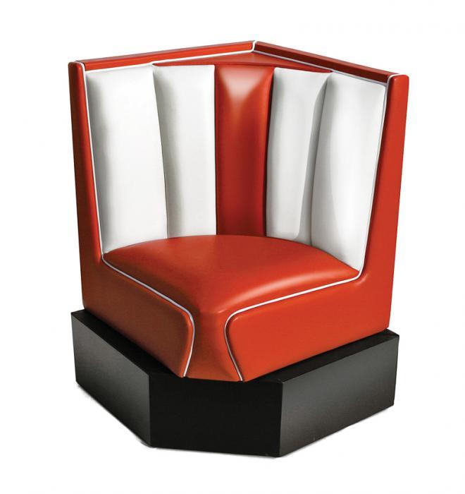 Diner Möbel: Herstellung in eigener Fabrik - Jolina Products