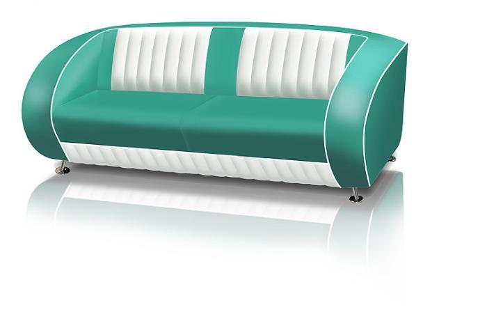 Retro Möbel im Bel Air Stil der Fünfzigerjahre - Jolina Retro Möbel