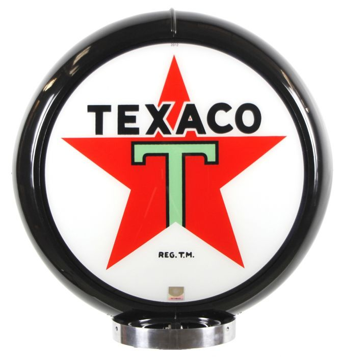 Sapfsäul Globe Texaco